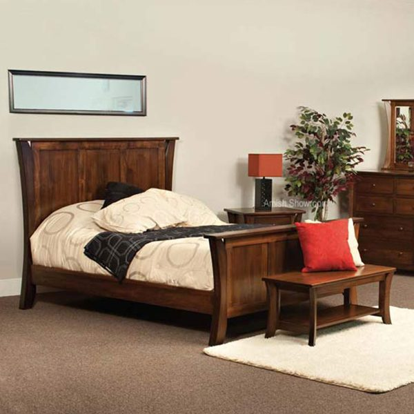 Caledonia Bedroom Suite Custom Made Amish Bedroom Sets