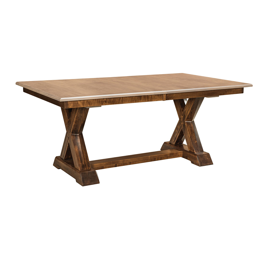Where To Buy Dining Tables: Knoxville Trestle Dining Table