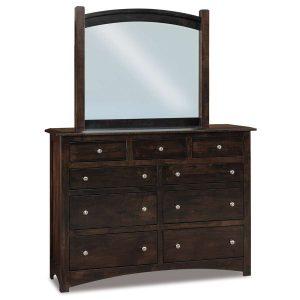 Finland 9 Drawer Dresser 057-4