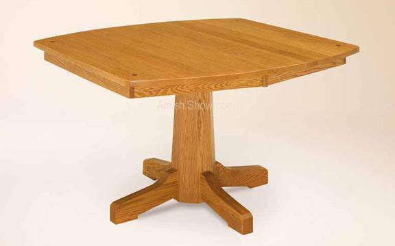 Pinnacle Royal Single Pedestal Table