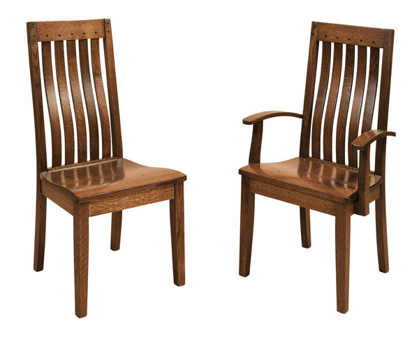 Fresno Side Chair w and w/o arms