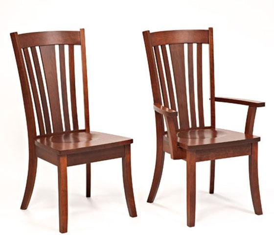 Merveilleux Madison Chairs