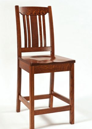 Grant Stationary Barstool