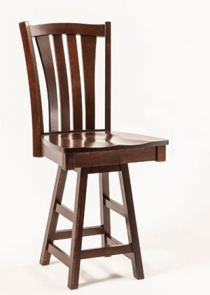 Harris Swivel Barstool