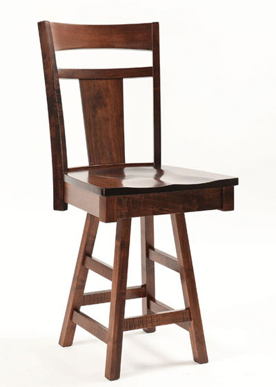 Livingston Swivel Barstool