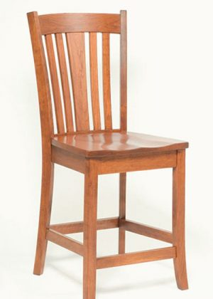 Madison Stationary Barstool