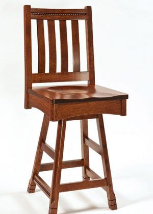 West Lake Swivel Barstool