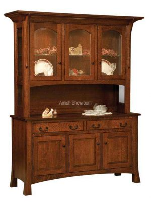 Breckenridge 3 door Hutch