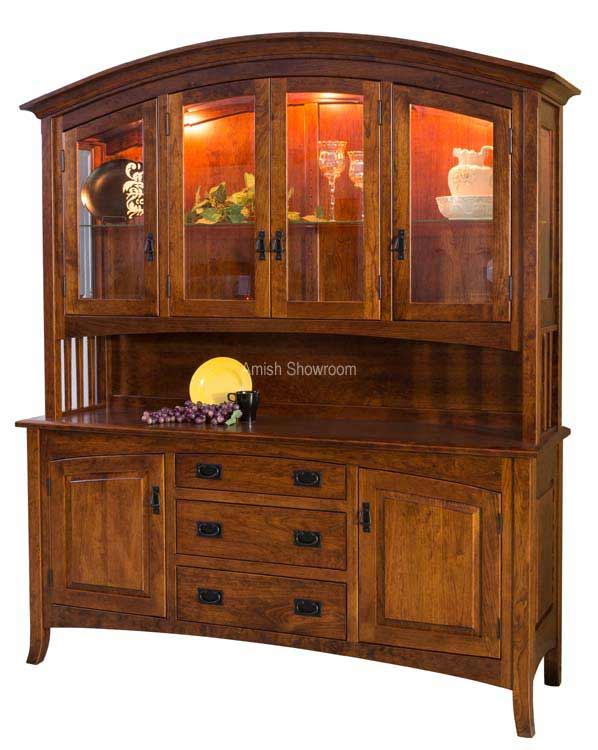Cambria Hutch- 4 door