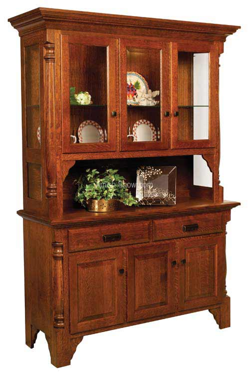 Mattina Hutch- shown in 3 door