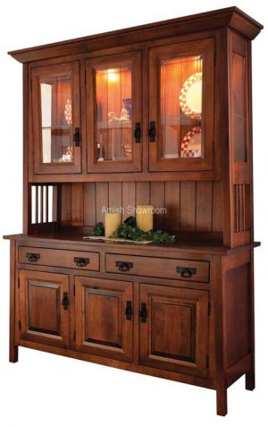 Ouray 3 door  Hutch
