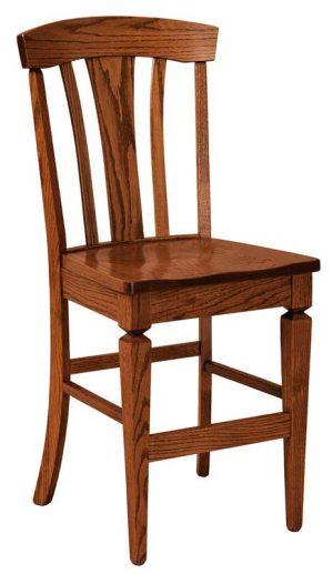 Lexington Stationary Barstool