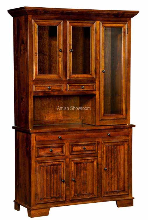 Bradbury Hutch 3 door