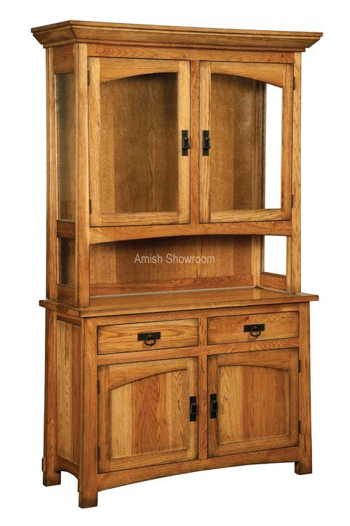 Modesto Open Hutch For 238000 In Dining Room