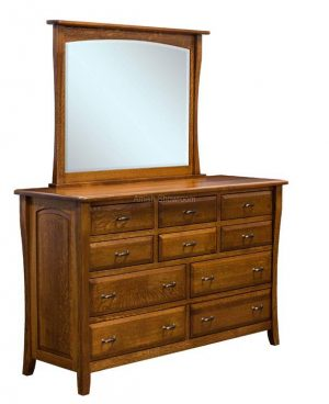Berkley 10 Drawer Dresser