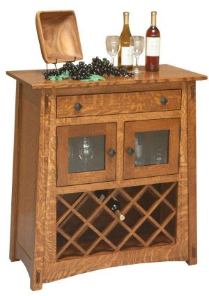 McCoy Wine Server