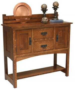 Old Century Sideboard # 107