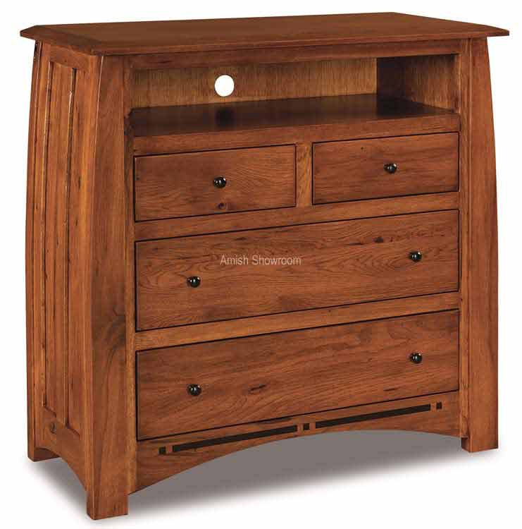 Boulder Creek Media Chest