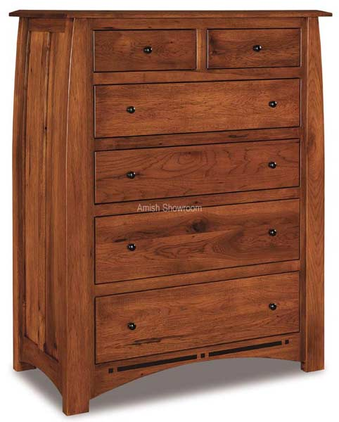 Boulder Creek 6 drawer Chest