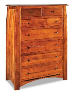 Boulder Creek 7 Drawer Chest 042