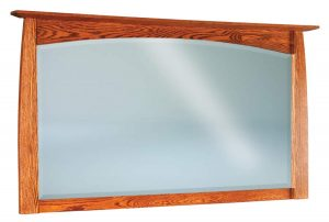 Boulder Creek Beveled Arch Mirror 031