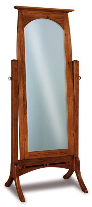 Boulder Creek Beveled Cheval Mirror 056-3