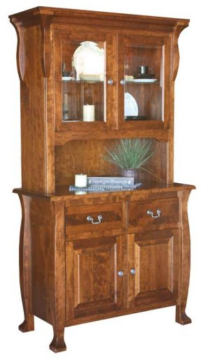 Carlton Hutch 2 Door