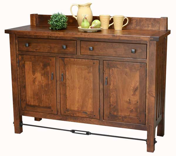 Jordon Sideboard w turnbuckle