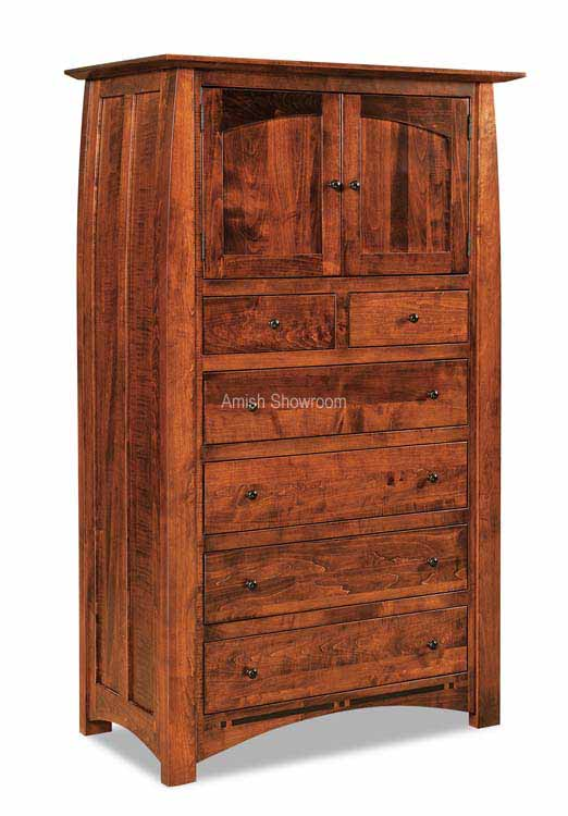 Boulder Creek Chest Armoire