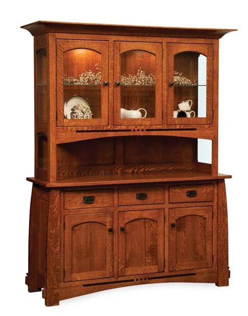 Colebrook 3 door Hutch