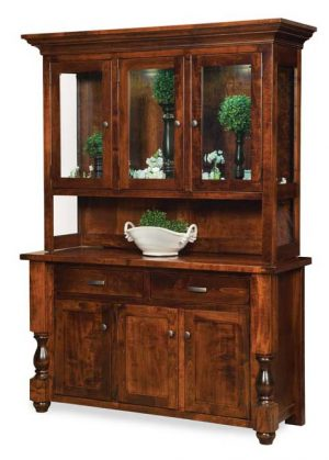 Woodmont Hutch 3 door