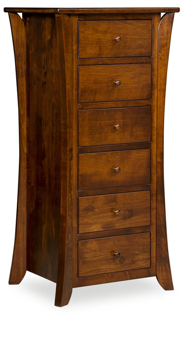 Lingerie chest 6 drawers