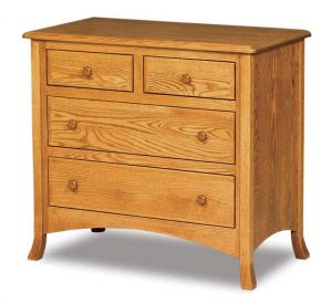 Carlisle 4 Drawer Childs Chest