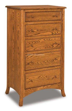 Carlisle 5 Drawer Chest 035