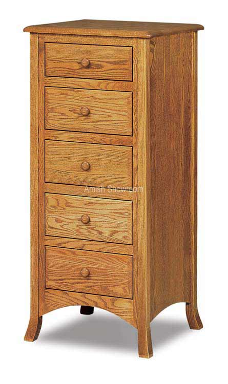 Carlisle 5 Drawer Lingerie Chest 023