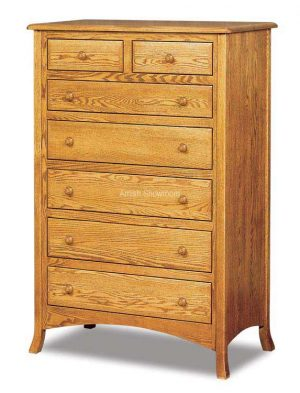 Carlisle 7 Drawer Chest 042