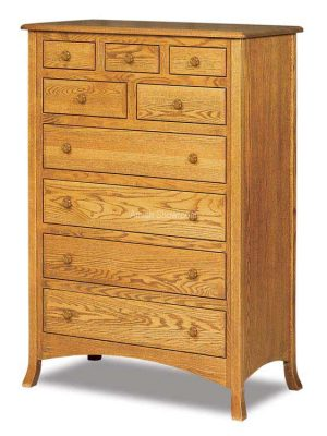 Carlisle 9 Drawer Chest 043