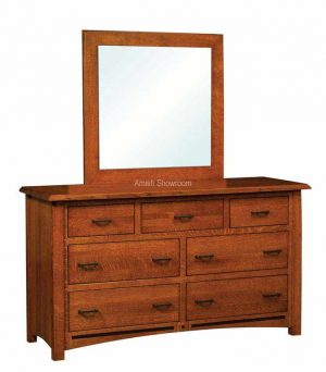 Lavega 7 Drawer Dresser