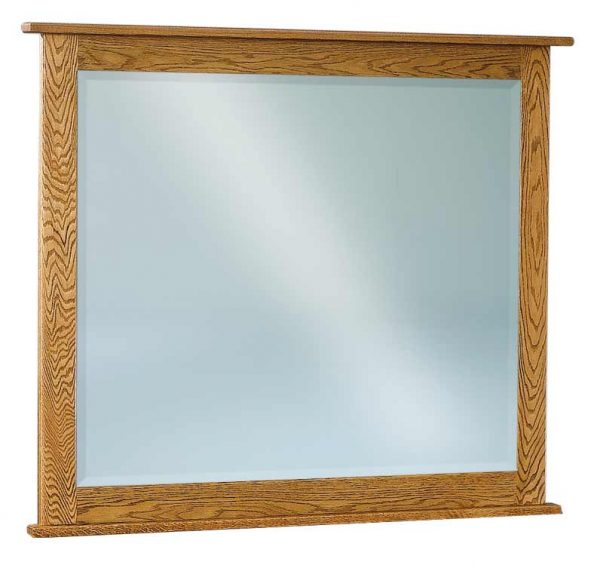Shaker Beveled Mirror JRS 046