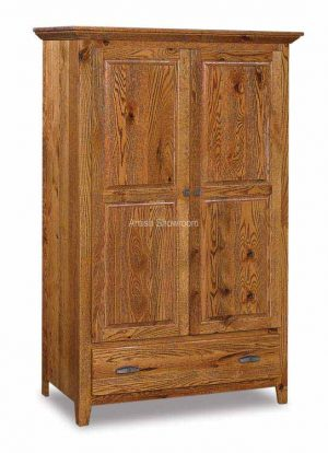 Shaker Wardrobe Armoire JRS 050