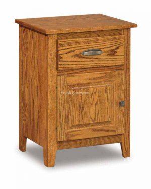 Shaker 1 Drawer 1 Door Nightstand JRS 022