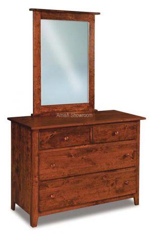 4 Drawer Dresser JRS 051-1