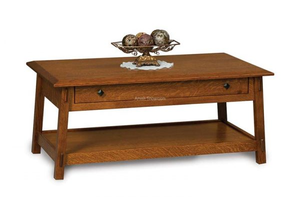 Colbran Coffee Table with drawer FVCT-CB