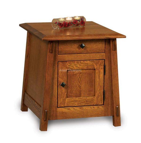 Colbran Enclosed End Table FVET-CB-EN