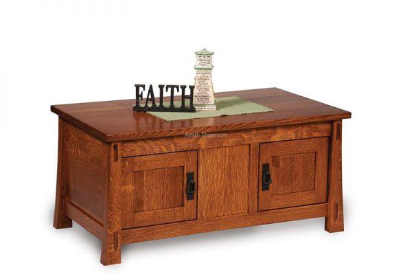 Modesto Enclosed Coffee Table FVCT-MD-EN
