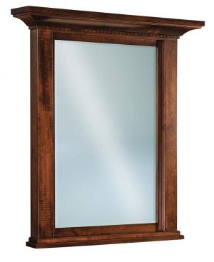 Empire Beveled Mirror 047-1