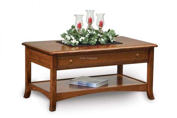 Carlisle Open Coffee Table FVCT-CR