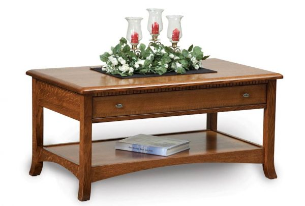 Carlisle Open Lift-top Coffee Table FVCT-CR-LT
