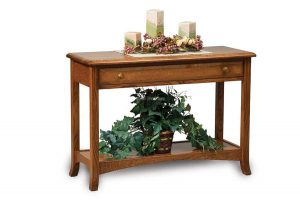 Carlisle Open Sofa Table FVST-CR