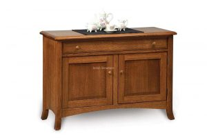 Carlisle Enclosed Sofa table FVST-CR-EN